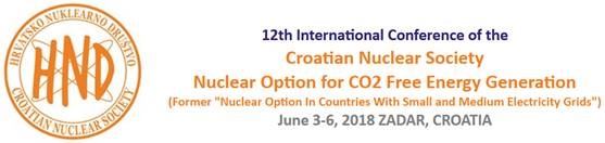 International Conference of the Croatian Nuclear Society